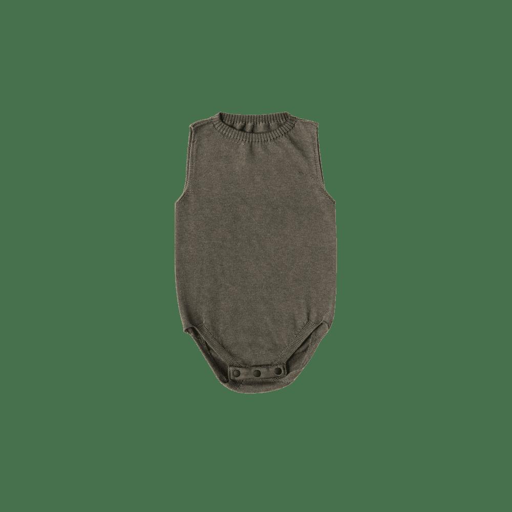 MARLMARL MOY sleeveless 3 nibi-iro