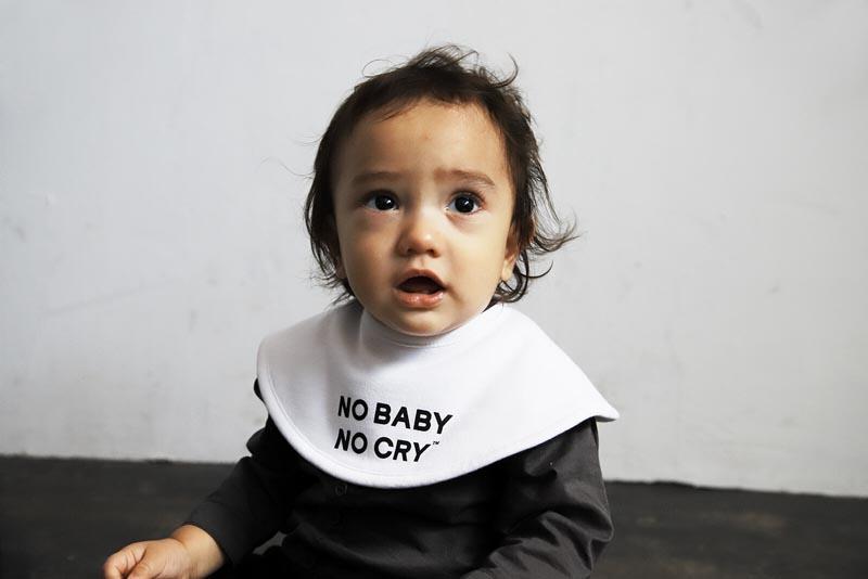 NO COFFEE 4 NO BABY NO CRY white