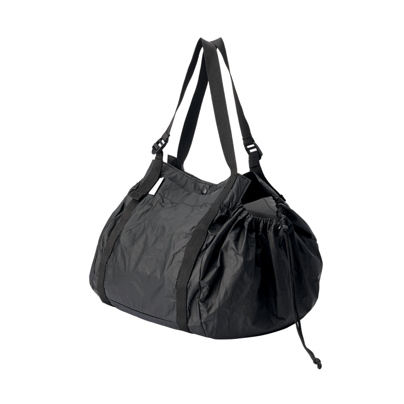 pond tote bag 2 black