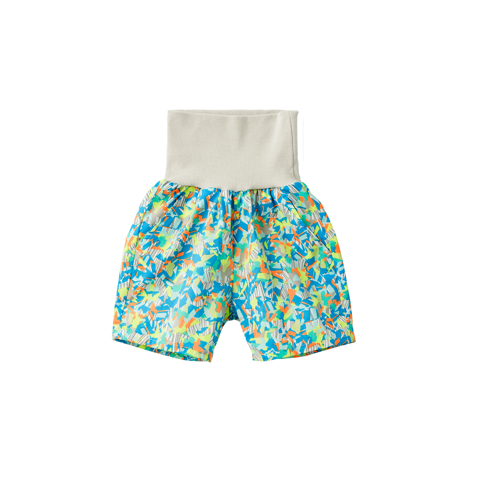 doudou shorts bluebonnet