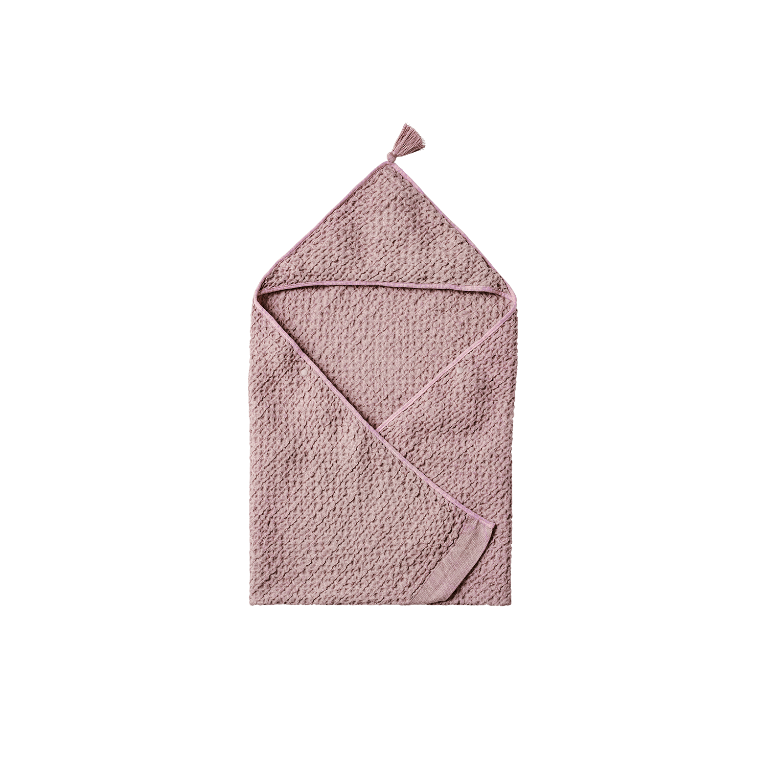 hooded towel 1 lavender サムネイル