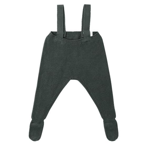 ニットパンツknit pants 3 sumi サムネイル