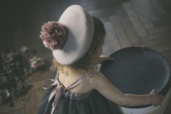 ベレー帽beret 1 sakura for baby