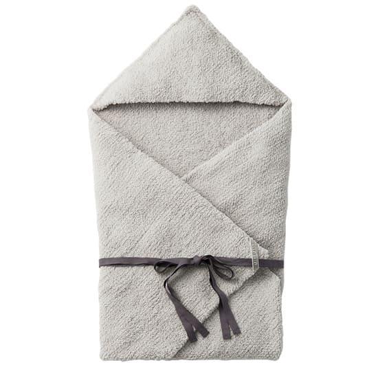 ブランケットhooded blanket 2 ice grey サムネイル