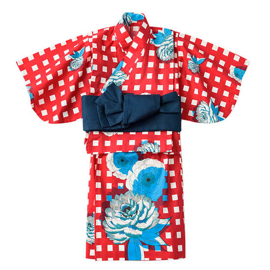 yukata 1 botan for baby サムネイル