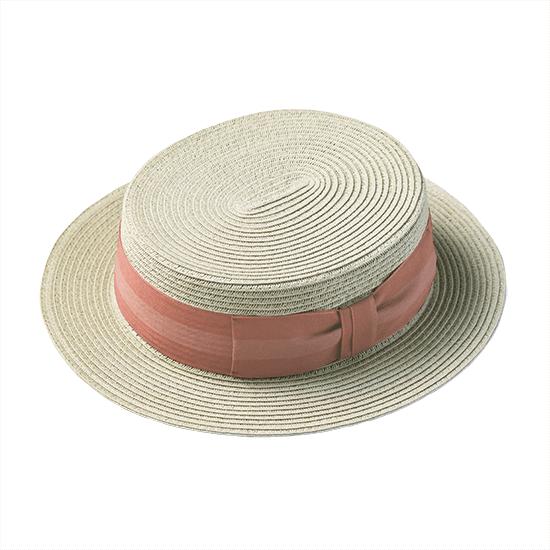 MARLMARL shorts × カンカン帽 = 夏らしいおしゃれアイテム