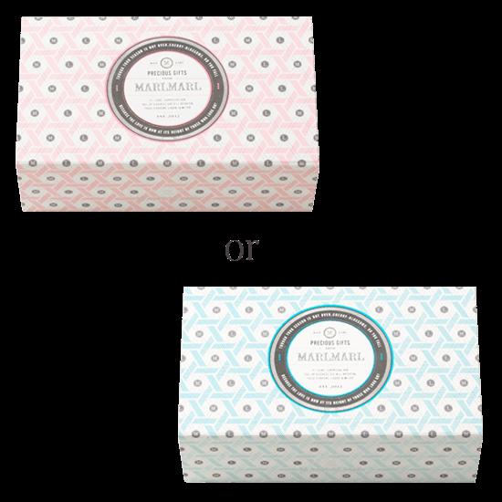 gift box S + noshi S + furoshiki S set by MARLMARL