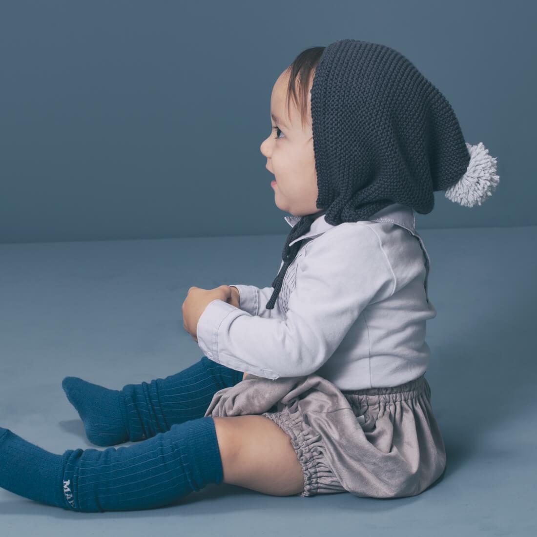MARLMARL knit bonnet 1 seiji by MARLMARL