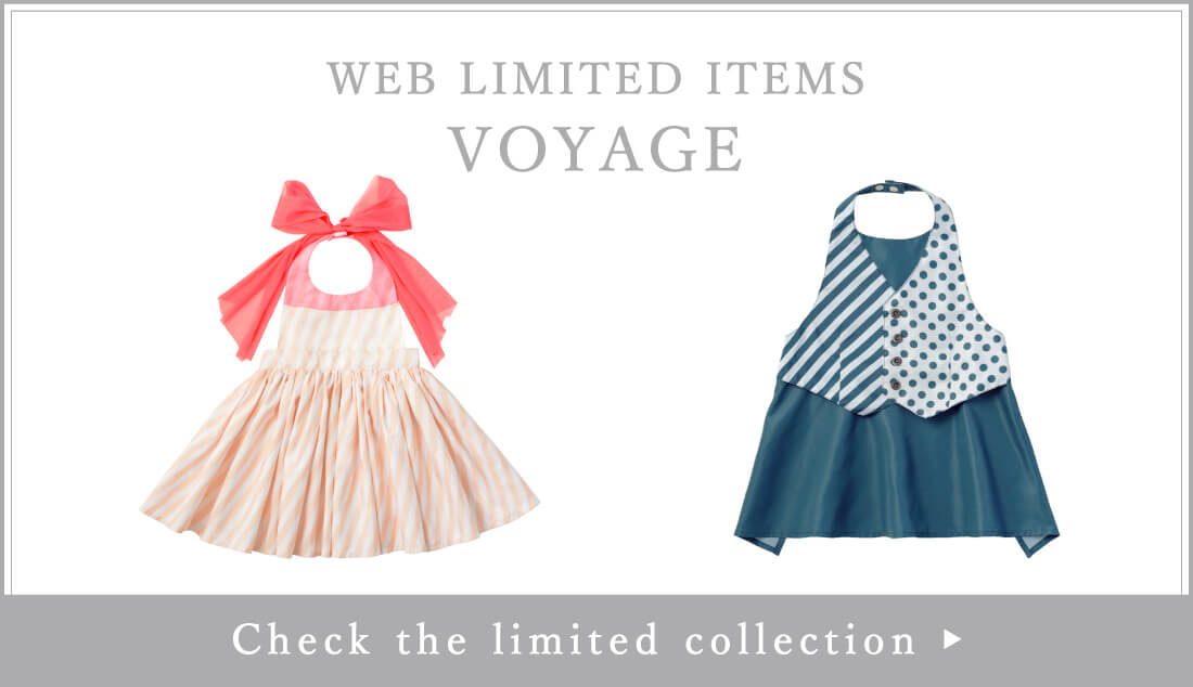 MARLMARLの Apron WEB LMITED ITEMS VOYAGE