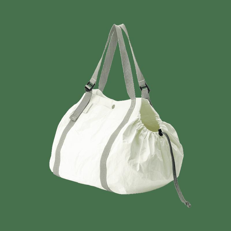 マトー バイ マールマール レジかごトートバッグ 1 WHITE