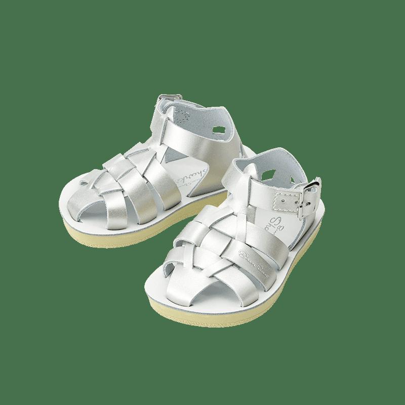 マールマール ウォッシャブルサンダル Salt-Water sandal 1 SILVER
