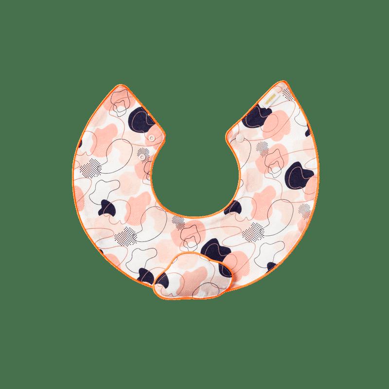 マールマール スタイ(名入れ刺しゅう可) joujou 2 squeak orange