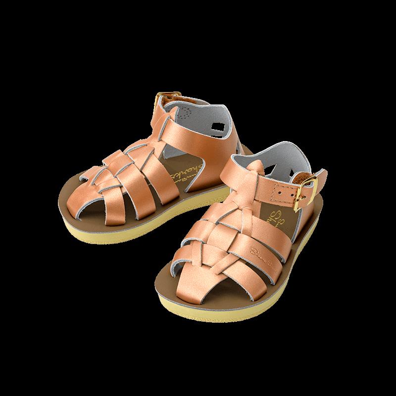 マールマール ウォッシャブルサンダル Salt-Water sandal 2 ROSEGOLD