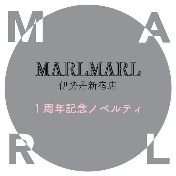 【祝1周年】伊勢丹新宿店でノベルティを配布しています!  2.20(WED.)