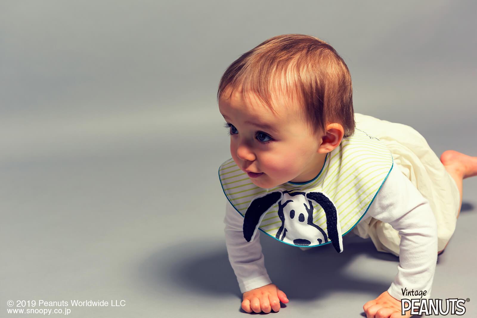 PEANUTSコラボ第3弾アイテム 発売開始 | 出産祝い・ギフトならMARLMARLのスタイ