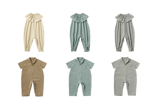 MARLMARL CONNECT 2021SS play wear